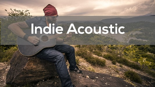 Indie Acoustic Production Music